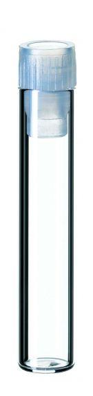Prøveglas 1 ml, m. prop m/barriere, Waters, 100stk