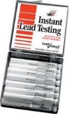 Surface Sampling Lead Test Kit , 8 pcs