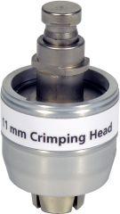 Lukkehoved for 11mm, kapsler (for Elektronisk high
