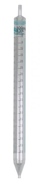 Single-use pipette, PS cryst.clear, sterile, 100ml