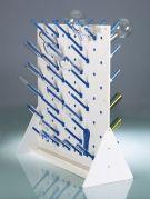 Draining rack, benchtop, BxH 400x400