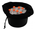 Chill Bucket kit m/granulat og kølelegemer