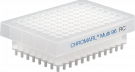 CHROMAFIL 96-pos filterplade, RC, 0,2um, 1stk