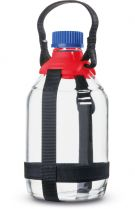 DURAN GL45 Bottle Carrying System Small PP rød