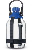DURAN GL45 Bottle Carrying System Small PP blå