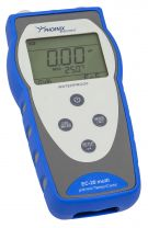 Portable multi-meter kit with pH-electrode and con