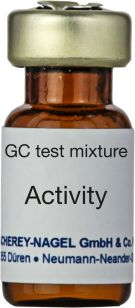 Activity mixture (FA-TMS test acc. to Donike) in M