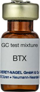 BTX test mixture dissolved in methanolconcentratio