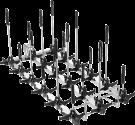 Miele A301/5 EasyLoad modul 3x6 (m/9x A 842, 9x A 843)