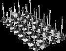 Miele A302/3 EasyLoad modul 4x8 (m/16x A 844, 16x A 845)
