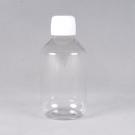 Flaske, PET, 250 ml med låg, steril, 60 stk