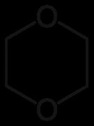 Dioxan, >99,9%, 1 liter