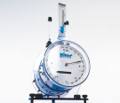 Drum-type Gas Meter, TG0.5-1.4571-PVDF