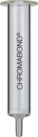Chromabond kolonne, tom, glas, filtre, 3ml, 50 stk