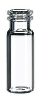 Vial SR 1,5ml, 11mm, klar, W, 100stk