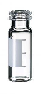 Vial SR 1,5ml, 11mm, klar, W, lb/s, 100stk