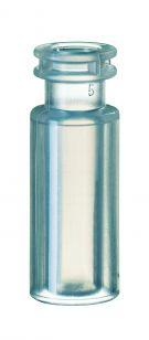 Mikro-vial SR 0,7ml, 11mm, PP, 100stk