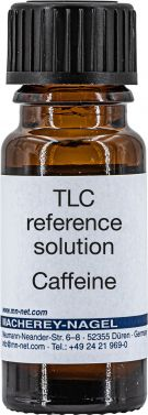 Caffeine reference solutiondissolved in ethanol, p