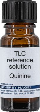 Quinine reference solution, pack of 8ml